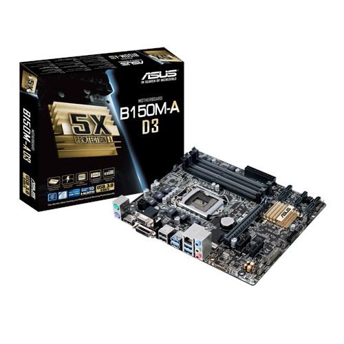 Asus B150M-A D3