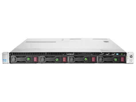 1 x 460W Chassis HP ProLiant DL360e G8