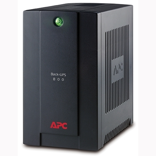 Back-UPS 800VA with AVR, IEC, 230V