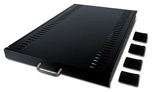 Sliding Shelf - 100lbs/45kg Black