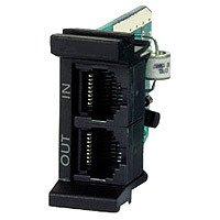 REPLACEABLE, RACKMOUNT, 1U, T1/ CSU/ DSU/ ISDN, SURGE PROTECTION MODULE