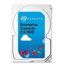 1TB Seagate® Enterprise SATA 512E 6Gb/s 7200 RPM 128MB 2.5in