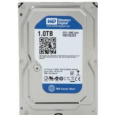 Ổ Cứng HDD Western Digital Blue 1TB 3.5inch SATA3 64MB 7200rpm