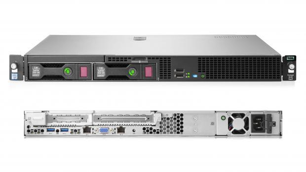 HPE ProLiant DL20 Gen9