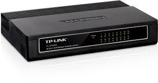 Thiết Bị Mạng Switch TP-Link TL SF1016D 16 Ports 10/100Mbps