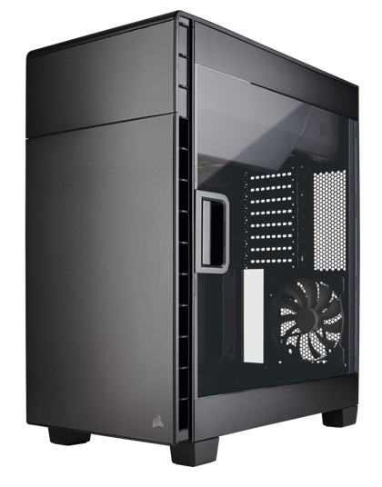 Carbide Series® Clear 600C Inverse ATX Full-Tower Case