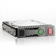 Ổ Cứng HDD HP 2TB 6G SATA 7.2K rpm SFF 2.5-inch SC 512e 1yr Warranty Hard Drive