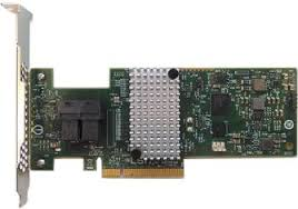 ServeRAID M1215 SAS/SATA Controller with 4 Hard Drives (0 , 1 , 10 or RAID 5, 50 with optional upgrade)