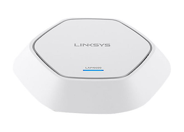 Business Access Point Wireless N600 Dualband with PoE LINKSYS LAPN600