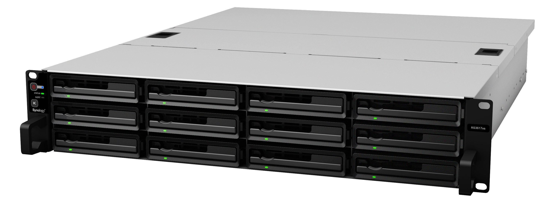 Thiết Bị Lưu Trữ NAS Synology Enterprise RS3617xs+ 12-Bays