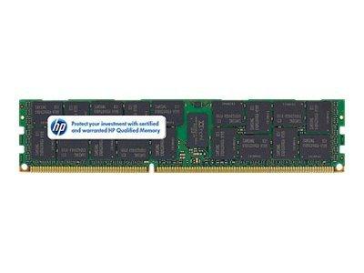 HP 8GB (1x8GB) Dual Rank x4 PC3-10600 (DDR3-1333) Registered CAS-9 Memory Kit