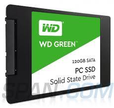Ổ Cứng SSD Western Digital WD Green 120GB 2.5inch SATAIII