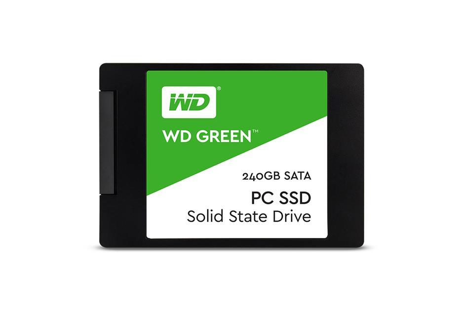 Ổ Cứng SSD Western Digital Green 240GB 2.5inch SATAIII