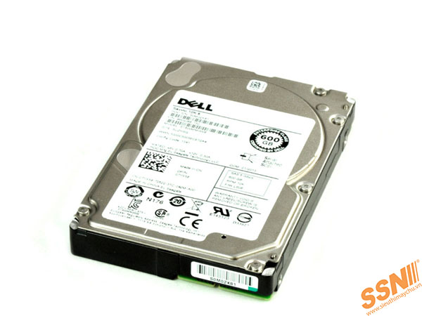 Ổ Cứng HDD Dell 600Gb 6Gpbs SAS 10K 2.5inch