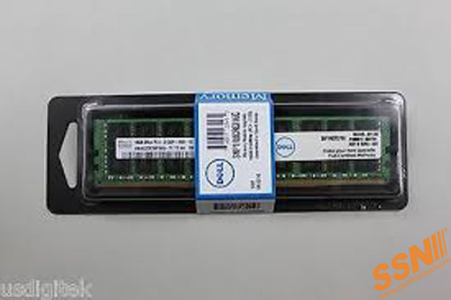 Dell 16GB RDIMM, DDR4-2133, Single Rank