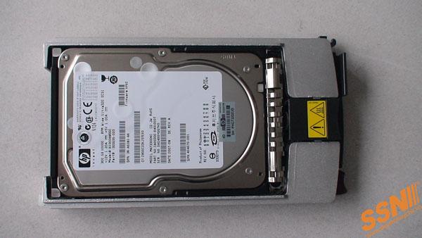 HP 300 Gb 15K U320 SCSI HSW