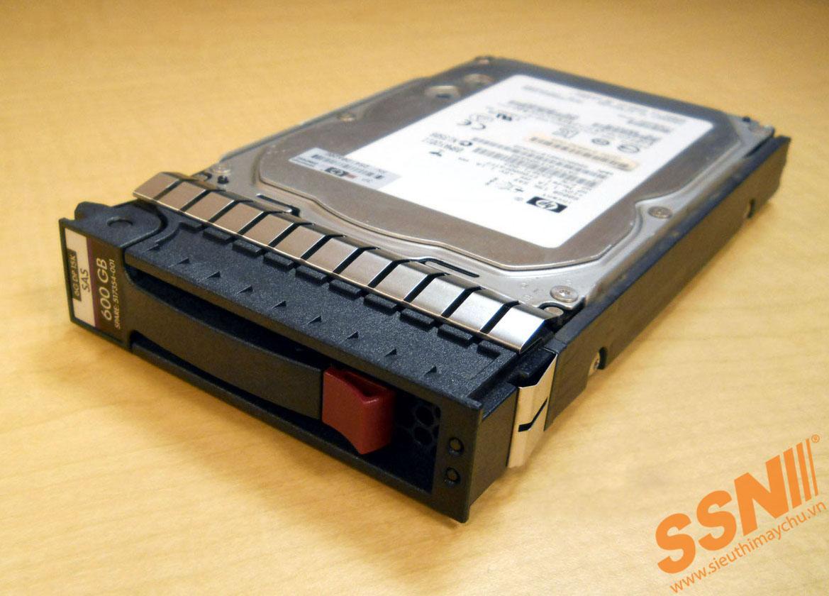 HP 600 GB SAS 15K 3.5