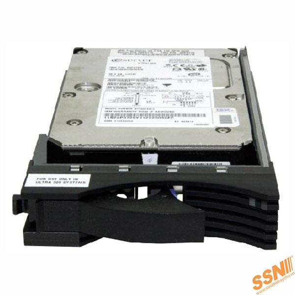 IBM 36.4 Gb 15K U320 SCSI HSW