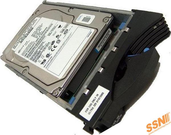 IBM 36.4 Gb 10K U320 SCSI HSW