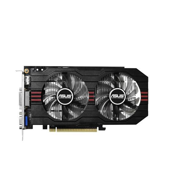 Asus GTX750-DF-2GD5 (NVIDIA Geforce/ 2Gb/ DDR5/ 128Bit)