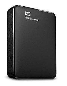 WD 2TB Elements Portable External Hard Drive - USB 3.0