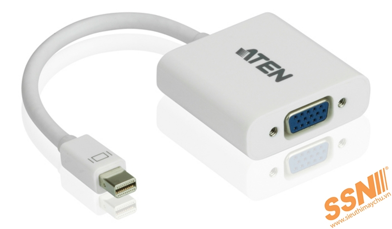 VC920 Mini DisplayPort to VGA