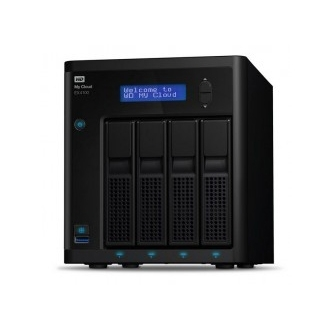 Ổ cứng Nas WD My Cloud EX4100 0TB( WDBWZE0000NBK-SESN)