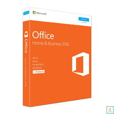 Phần mềm Office Home and Business 2016 32B/64 APAC EM DVD