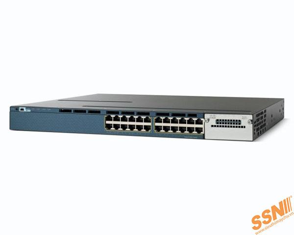Switch Cisco WS-C3560X-24P-E