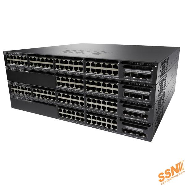 Switch Cisco WS-C3650-48FS-E