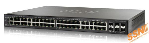 Switch Cisco Business SG500X-48P-K9