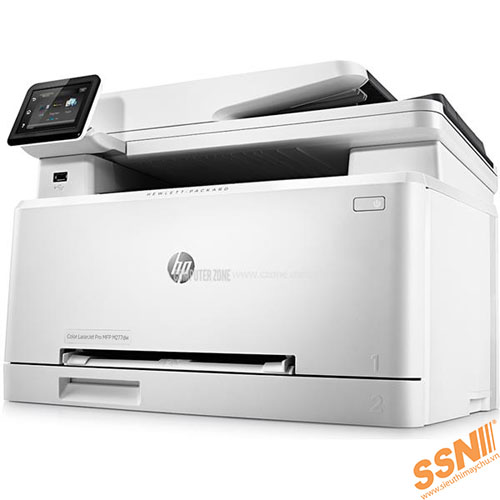 HP LaserJet Pro M277DW Printer ( in, scan, copy , fax ) Duplex, Wireless