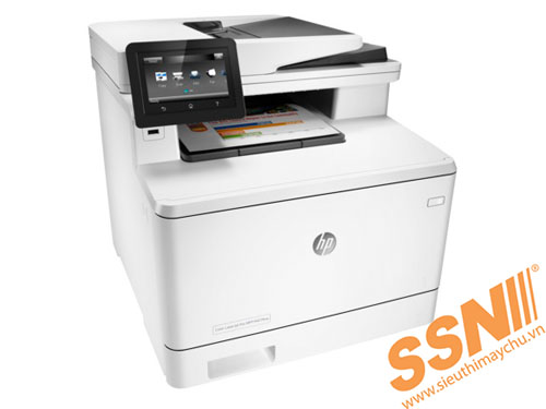 HP Color LaserJet Pro MFP M477FNW Printer ( in, scan, copy, fax, email)