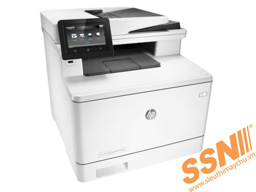 HP Color LaserJet Pro MFP M477FDN Printer ( in, scan, copy, fax, email) Duplex, Network