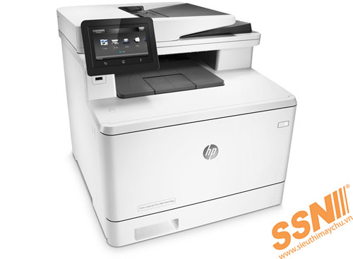 HP Color LaserJet Pro MFP M477FDW Printer ( in, scan, copy, fax, email) Duplex , Wireless