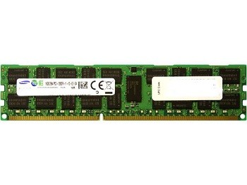 16GB Samsung 240-Pin DDR3 SDRAM ECC Registered DDR3 1600 (PC3 12800) Server Memory