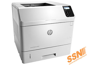 HP LaserJet Ent 600 M605dn Printer