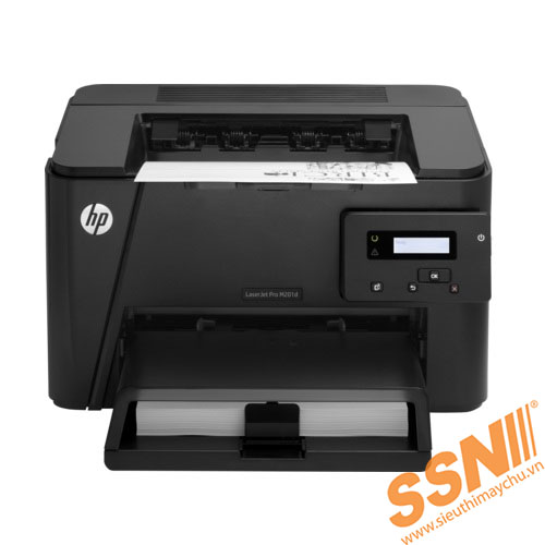HP LaserJet Pro M201d Printer