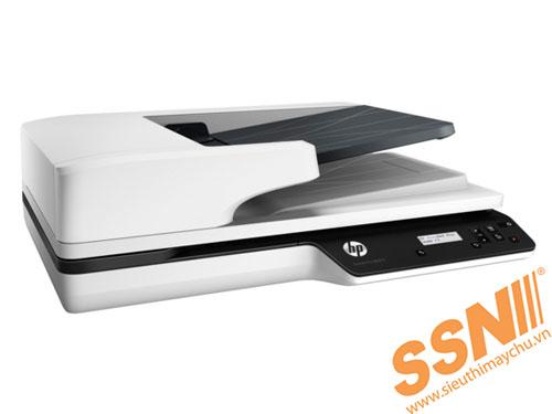 HP ScanJet Pro 3500 f1 (L2741A) Duplex 1200 dpi x 1200 dpi USB color Flatbed scanner