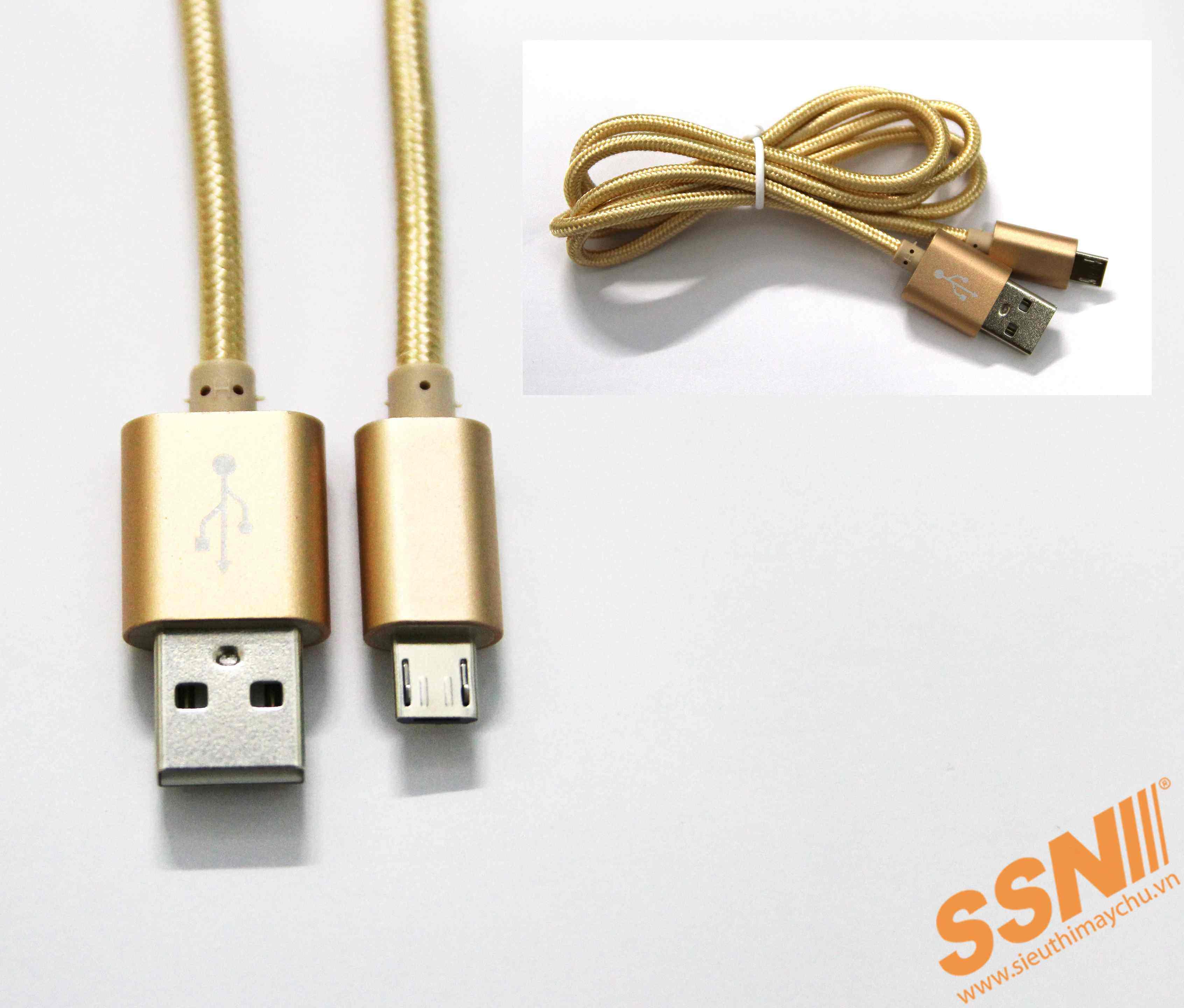 Cáp sạc Micro USB đa năng (10PCS)