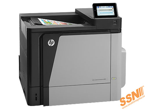 HP Color LaserJet Enterprise M651DN Printer ( Duplex , network )