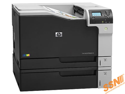 HP color LaserJet M750DN printer (A3) ( Duplex, Network )