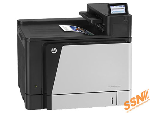 HP color LaserJet M855DN printer (A3) ( Duplex , network )