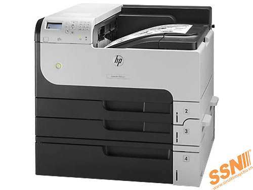 HP LaserJet Enterprise M712XH (A3) Duplex , Network