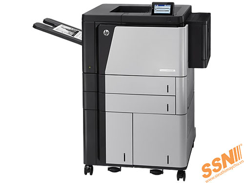 HP LaserJet Enterprise M806x+ NFC/Wireless Direct Printer (A3)