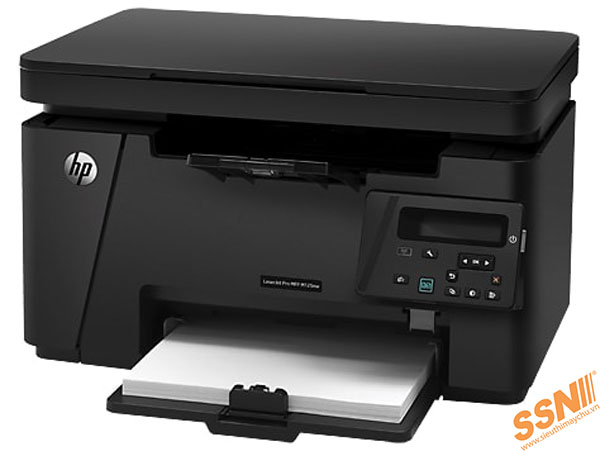 HP LaserJet ro M125NW MFP  ( Print-Scan-Copy ) Network, Wireless