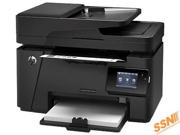 HP LaserJet M127FW MFP  ( Print-Scan-Copy-Fax ) Wireless