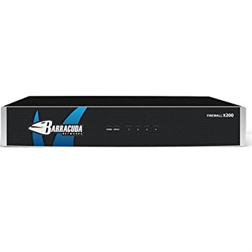 Barracuda NextGen Firewall X-Series X200 - firewall