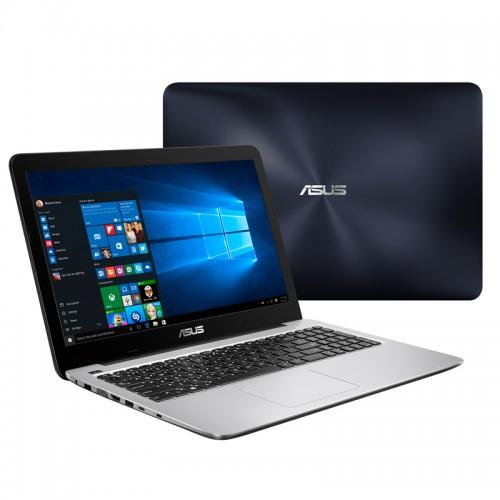 Laptop Asus A556UR-DM179D (I5-6200U) (Xanh đậm)