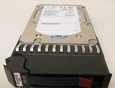 HP MSA2 450-GB 15K 3.5 DP SAS